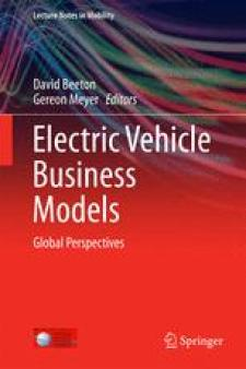 Deckblatt Electric Vehicle Business Models