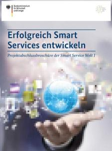 Cover Erfolgreich Smart Services entwickeln
