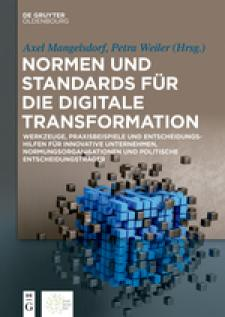 Cover Normen und Standards für die digitale Transformation