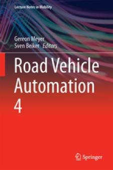 Cover Road Vehicle Automation 4