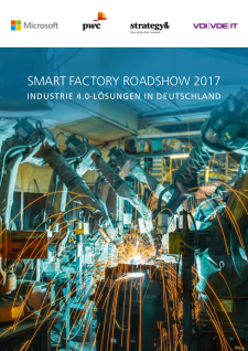 Cover Smart Factory Roadshow 2017