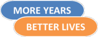 Logo More Years Better Lives