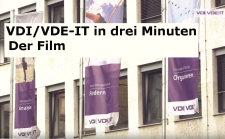 VDI/VDE-IT in drei Minuten - Der Film