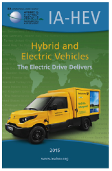 Deckblatt Hybrid and Electric Vehicles – The Electric Drive Delivers
