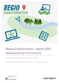 Cover Regional Transformation – Report 2020