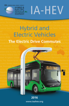 Cover Hybrid and Electric Vehicles - The Electric Drive Commutes